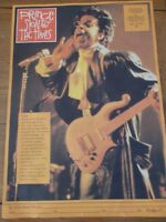 PRINCE EAST GERMAN POSTER FOR THE FILM SIGN OF THE TIMES 41CM X 28CM