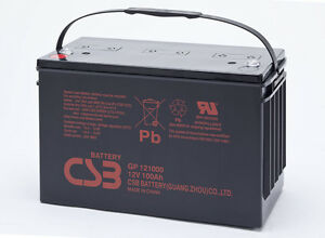 Battery for UPS, CSB Battery ( Philippines)