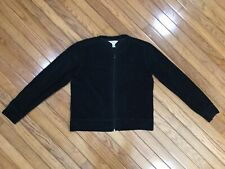 BLACK{ Metallic - 2 Sizes - NWT Lilly Pulitzer Coreene Cardigan in Onyx