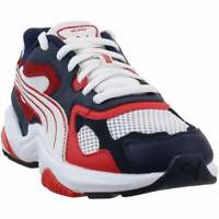 Puma Axis Supr Lace Up  Mens  Sneakers Shoes Casual   - Multi