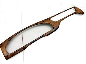 Blende Armaturenbrett Holzdekor Tacho für Jaguar S-Type 04-06 Lim F045H48