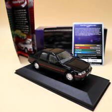 Corgi 1:43 LLEDO Vanguards Ford Sierra Sapphire GLS Black VA09901 Limit Edition