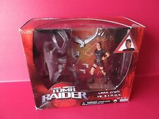 "Lara Croft Tomb Raider Lara Croft vs S.I.M.O.N 6""in Figure 2001 Playmates Toys"