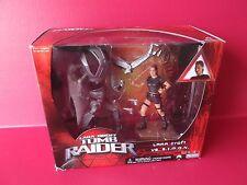 "Lara Croft Tomb Raider Lara Croft vs S.I.M.O.N 6""in Figure 2001 Playmates Toys"
