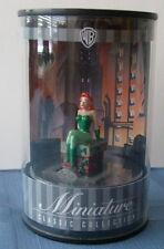 WARNER BROS. POISON IVY, Miniature Mini-STATUE MIB, BATMAN ANIMATED FIGURE