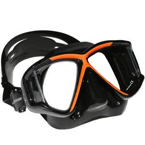 Cressi Panoramic 4 Window Dive Mask
