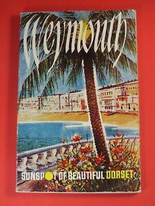 Vintage c1970 WEYMOUTH Dorset Holiday Hotel B&B Promotional Directory
