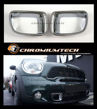MINI R60 R61 Countryman Paceman Cooper S Chrome Air persienne Vent Intake Surround