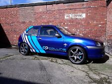 ford fiesta zetec s mk5 modified track show replica racing puma cosworth RS ST