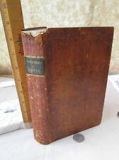 YOUNG PEACHER'S MANUAL;Treatises on PREACHING,1819,Ebenezer Porter,D.D., 1st Ed.