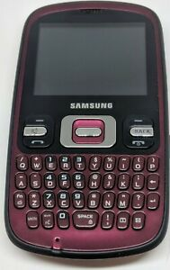 Samsung LINK SCH-R351 CDMA & Phone Charger No SIM slot