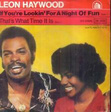 "7"" Leon Haywood/If You´re Lookin´ For A Night Of Fun (D)"
