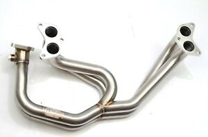 1320 Performance EQUAL LENGTH HEADER FOR 02-14 WRX 04+ STI Forester XT Legacy GT
