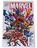 MARVEL TEAM-UP 25 Marvel Comics 2006 Robert Kirkman 1st Printing Last Issue NM