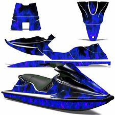 Decal Graphic Kit Sea-Doo XP Jet Ski Wrap Jetski Decal Seadoo Deco 94-96 ICE BLU