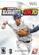 Major League Baseball 2K10 [1999-2009 Tenth Anniversary] Sports [Nintendo Wii]