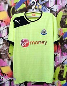 Newcastle United 2012 2013 Third Football Shirt Soccer Jersey Puma Mens 2XL/3XL