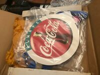 Coke Coca Cola From Dealer promo 4th July Decoration kit in Original box