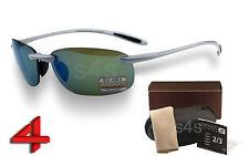 Occhiali da sole Serengeti Nuvola argento Fotocromatiche Polarizzata _ 555 _ Blue SPECCHIO 8289