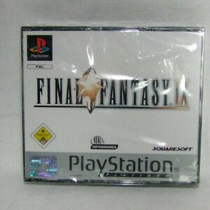 Final Fantasy IX für Playstation 1 - OVP in Folie verschweisst