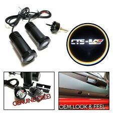 Lumenz LED Ghost Shadow Lights Door Logo Projectors fits CADILLAC CTS-V
