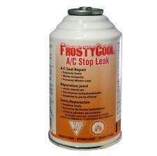 Anti fuite clim auto, FrostyCool Stop Leak, R134a, H1234yf, R12, Duracool