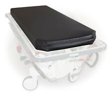 "ASP ECONOMY 76"" x 26"" x 4"" UNIVERSAL STRETCHER PAD - 8"" Angled Corners at Head"