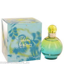 ISLAND FANTASY 100ml EDT SPRAY FOR WOMEN BY BRITNEY SPEARS --------- NEW PERFUME