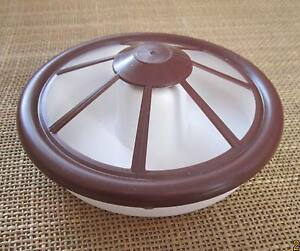 Feeder for quail and other cage and aviary birds x 4
