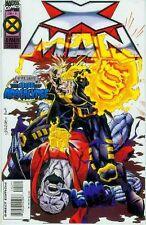X-Man # 4 ('Age of Apocylypse') (USA, 1995)