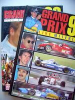 2 Bücher Grand Prix 95 + 99 Motorbuch Verlag Live miterleben Motorsport Formel 1