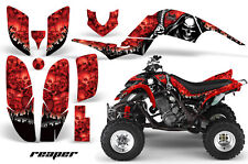 ATV Decal Graphic Kit Quad Sticker Wrap For Yamaha Raptor 660 2001-2005 REAPER R