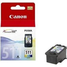 Canon Ink Cartridge Cl-511 Colour (2972B001)