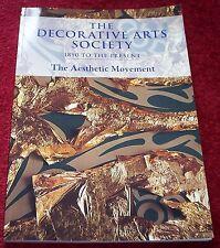 DECORATIVE ARTS SOCIETY JOURNAL 34 (2010)