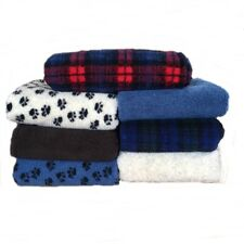 PnH® Dog / Pet Blanket - DOUBLE LAYERED - SMALL 85cm x 75cm - Choice of Colour