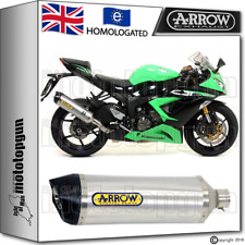 ARROW EXHAUST RACE-TECH ALUMINIUM CARBY CUP HOM KAWASAKI ZX6R 636 2014 14