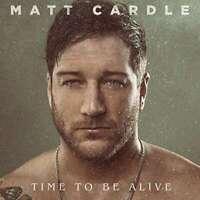 Matt Cardle - Time Pour Être Alive Neuf CD