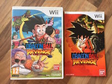 WII:    DRAGON BALL   -REVENGE OF KING PICCOLO-        PAL