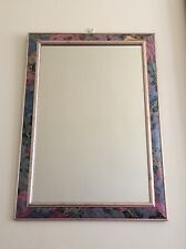 Mirror In Wooden Frame Large 60 Cm