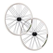 VUELTA 28inch bike wheel set Airtec1 Shimano Deore HB / FH-M525 disc white
