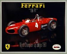 METAL MODEL KIT REVIVAL FERRARI 156 1961 VINTAGE RARE 1:20