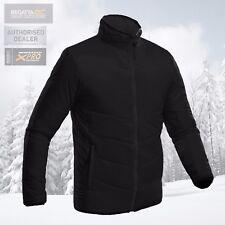 Regatta Mens Professional Waterproof Insulated Lightweight Jacket - Black - New