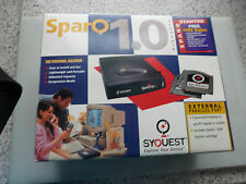 SyQuest SparQ 1.0 GB External Hard Drive SPARQ1PE USED