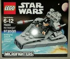 Lego Star Wars Microfighters Star Destroyer #75033 |Brand New Factory Sealed