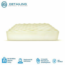 110 PPI Car Wash Sponge Detailing Valeting - Dimpled Waffle finish