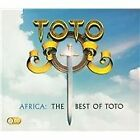 Toto - Africa, The Best Of (CD, 2009)