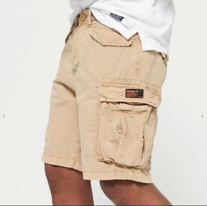 Superdry Core Lite Ripstop Cargo shorts NWT