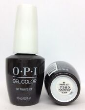 New Packaging OPI Gelcolor - MY PRIVATE JET  ** GC B59 opi .5oz **