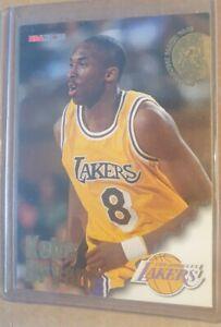 1996-97 skybox NBA HOOPS #281 Kobe Bryant Rookie Card RC Lakers GOAT