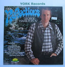 GEORGE HAMILTON IV - Reflections - Excellent Condition LP Record Lotus WH 5008